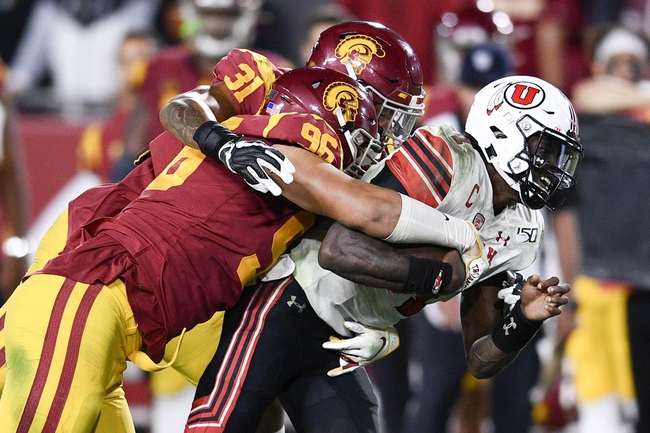 USC at Utah - 10/2/20 Early look College Football GOY Picks and Predictions