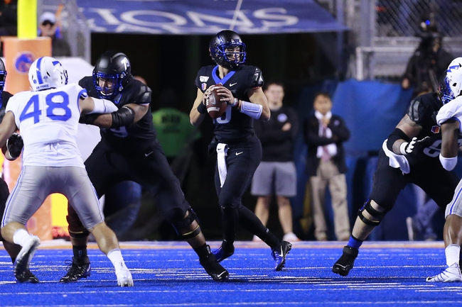 UNLV vs. Boise State - 10/5/19 College Football Pick, Odds, and Prediction