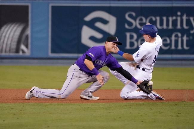 Los Angeles Dodgers vs. Colorado Rockies - 9/21/19 MLB Pick, Odds, and Prediction