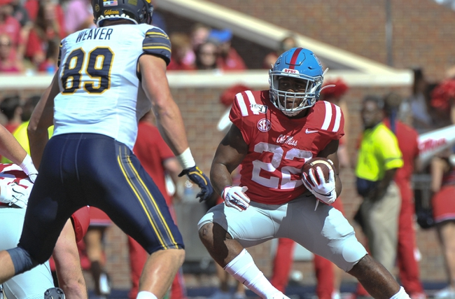 Ole Miss vs. New Mexico State - 11/9/19 College Football Pick, Odds, and Prediction