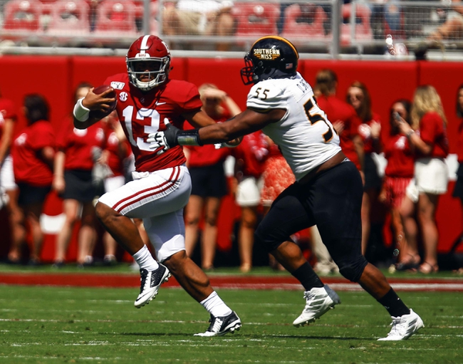 Tua Tagovailoa 2020 NFL Draft Profile, Strengths, Weaknesses, and Possible Fits