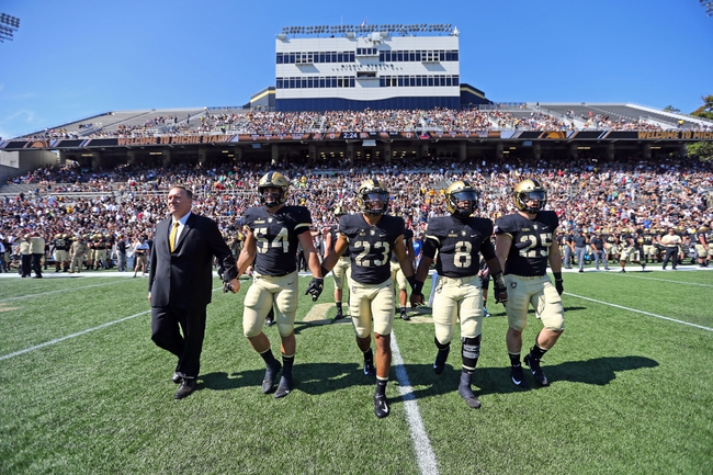 Army vs. VMI - 11/16/19 College Football Pick, Odds, and Prediction