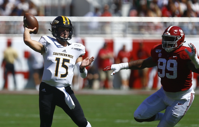 Southern Miss vs. North Texas - 10/12/19 College Football Pick, Odds, and Prediction
