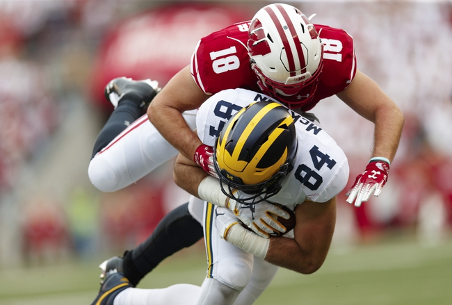 CFB Picks: Michigan vs Wisconsin 11/14/20 College Football Picks, Odds, Predictions