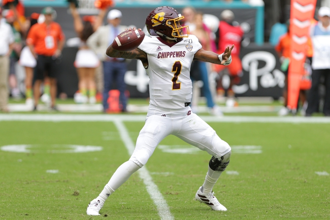 Central Michigan vs Ball State 11/16/19 - College Football Pick Odds & Prediction