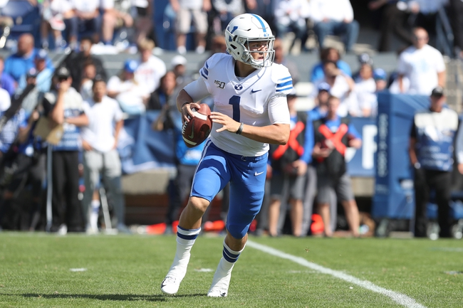South Florida vs. BYU- 10/12/19 College Football Pick, Odds, and Prediction