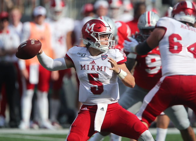 Miami-OH vs. Akron - 11/20/19 College Football Pick, Odds, and Prediction