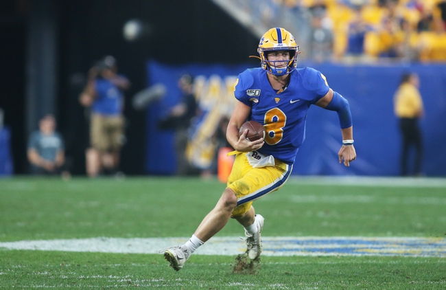Pittsburgh vs. Delaware - 9/28/19 College Football Pick, Odds, and Prediction