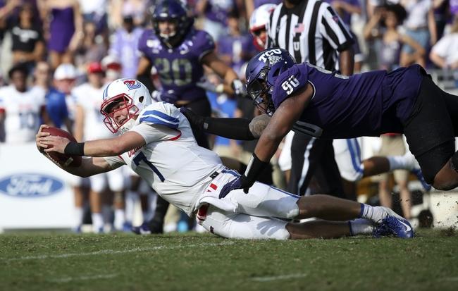 Navy vs SMU 11/23/19 - College Football Pick, Odds & Prediction