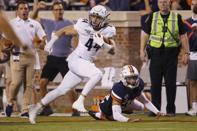 Old Dominion vs. Florida Atlantic - 10/26/19 College Football Pick, Odds, and Prediction