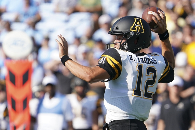 Louisiana vs. Appalachian State - 10/9/19 College Football Pick, Odds, and Prediction
