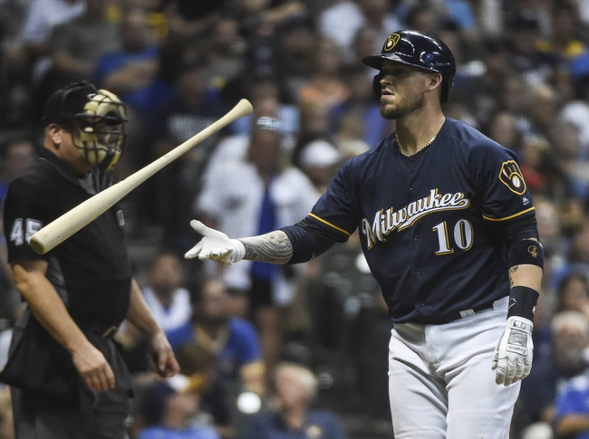 Milwaukee Brewers vs. Pittsburgh Pirates - 9/22/19 MLB Pick, Odds, and Prediction