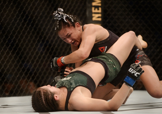 Ji Yeon Kim vs. Alexa Grasso - 8/29/20 UFC Vegas 8 Pick, Odds, and Prediction