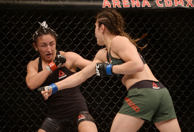 Ji Yeon Kim vs. Alexa Grasso - 8/29/20 UFC Vegas 8 Picks and Prediction