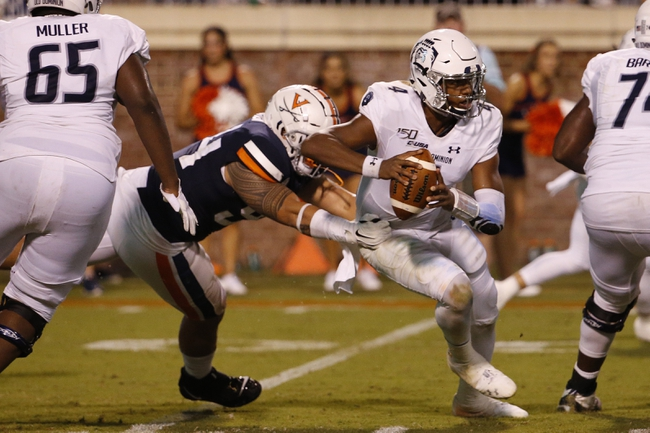 Middle Tennessee vs. Old Dominion - 11/23/19 College Football Pick, Odds, and Prediction