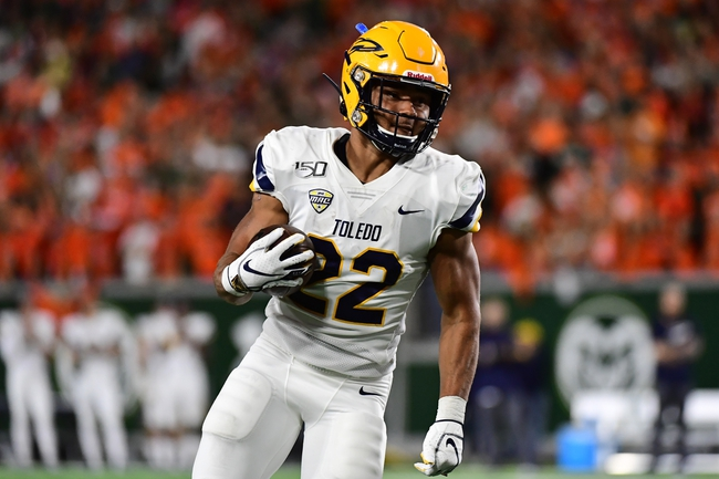 Toledo vs. NIU - 11/13/19 College Football Pick, Odds, and Prediction
