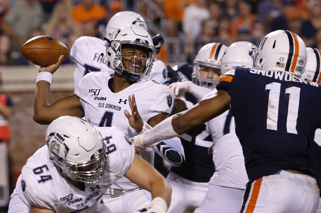 Old Dominion 2020 Win Total - College Football Pick and Prediction