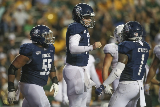 Middle Tennessee vs. Rice - 11/16/19 College Football Pick, Odds, and Prediction
