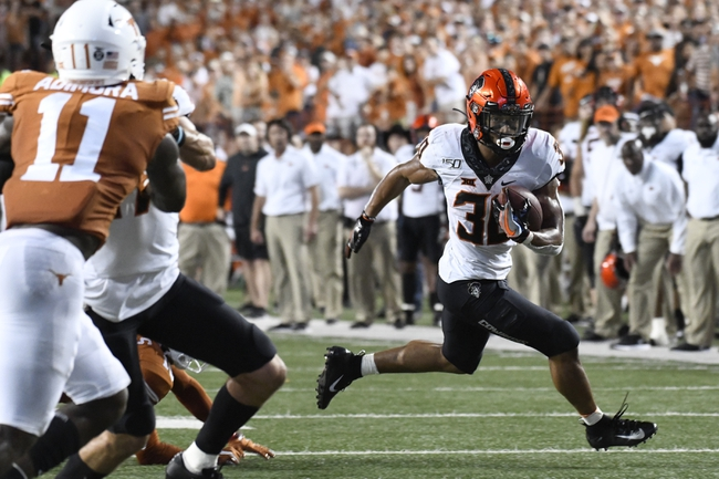 Oklahoma State vs. Kansas State - 9/28/19 College Football Pick, Odds, and Prediction