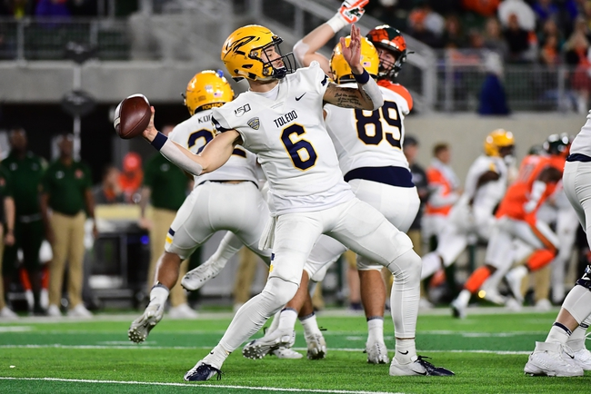 Toledo 2020 Win Total - College Football Pick and Prediction