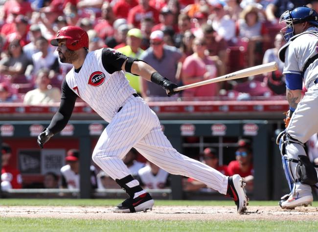 Cincinnati Reds Shortened MLB Season, Prediction, and Odds