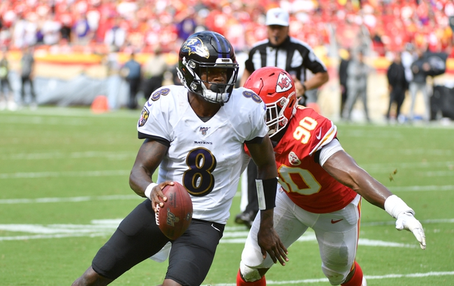 MNF Picks: Baltimore Ravens vs Kansas City Chiefs NFL Picks, Predictions 9/28/20