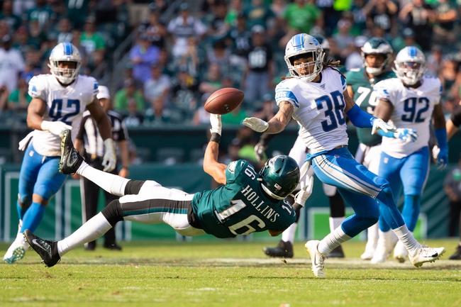 Detroit Lions vs. Philadelphia Eagles - 5/6/20 Madden 20 Sim NFL Pick, Odds, and Prediction