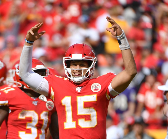 Kansas City Chiefs at Baltimore Ravens - 9/28/20 NFL Picks and Prediction