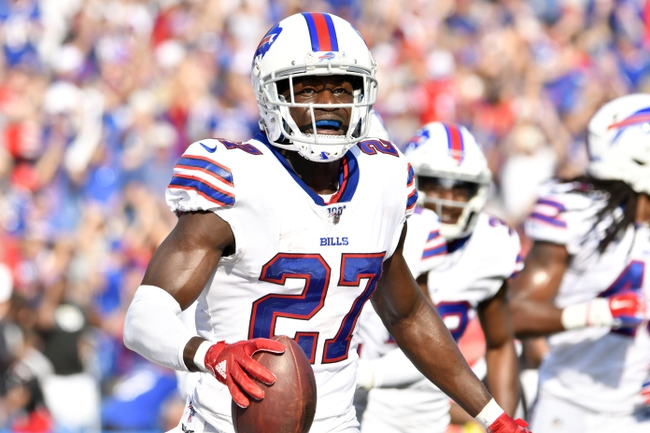 Buffalo Bills vs. New England Patriots - 9/29/19 NFL Pick, Odds, and Prediction