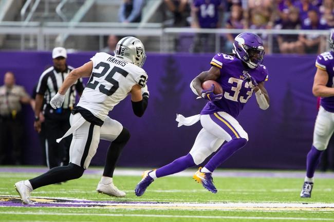 New York Giants vs. Minnesota Vikings - 10/6/19 NFL Pick, Odds, and Prediction