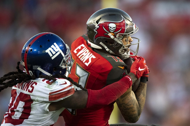 New York Giants vs. Tampa Bay Buccaneers - 6/20/20 Madden 20 Sim NFL Pick, Odds, and Prediction