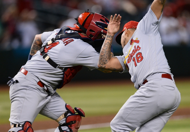 Arizona Diamondbacks vs. St. Louis Cardinals - 9/24/19 MLB Pick, Odds, and Prediction