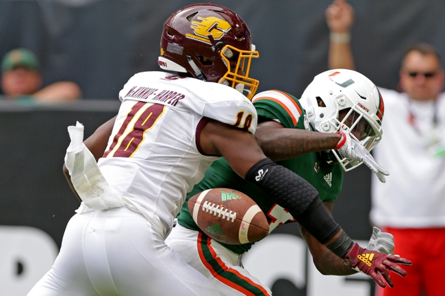 Bowling Green vs. Central Michigan - 10/19/19 College Football Pick, Odds, and Prediction