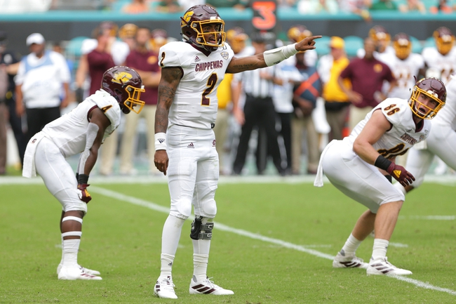 Central Michigan vs. Eastern Michigan - 10/5/19 College Football Pick, Odds, and Prediction