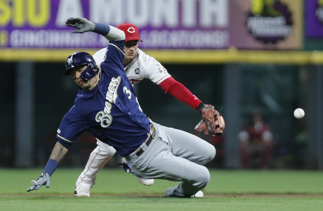 Cincinnati Reds vs. Milwaukee Brewers - 9/26/19 MLB Pick, Odds, and Prediction