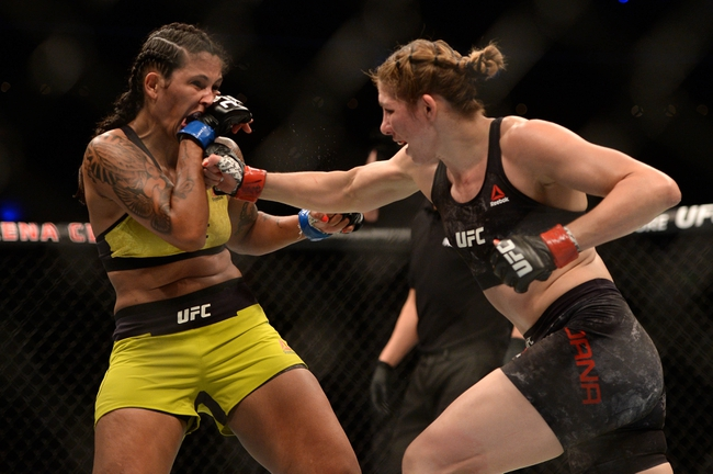 UFC on ESPN 16: Holly Holm vs. Irene Aldana Picks and Predictions