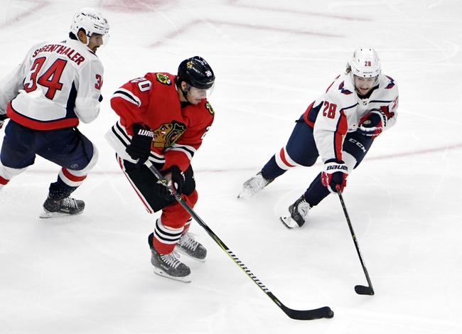 Chicago Blackhawks vs. San Jose Sharks - 10/10/19 NHL Pick, Odds, and Prediction