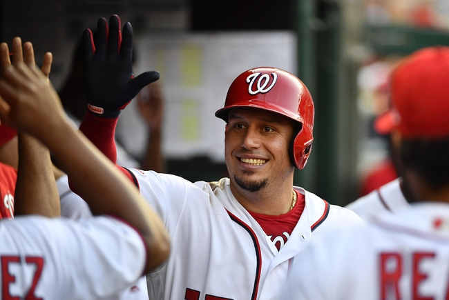 Washington Nationals vs. Cleveland Indians - 9/27/19 MLB Pick, Odds, and Prediction