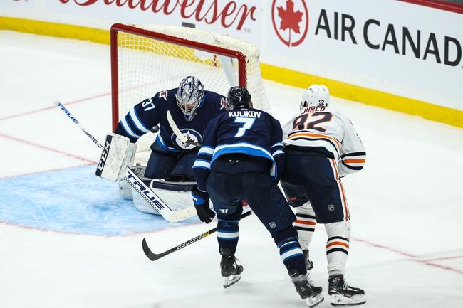 Winnipeg Jets vs. Edmonton Oilers - 10/20/19 NHL Pick, Odds, and Prediction