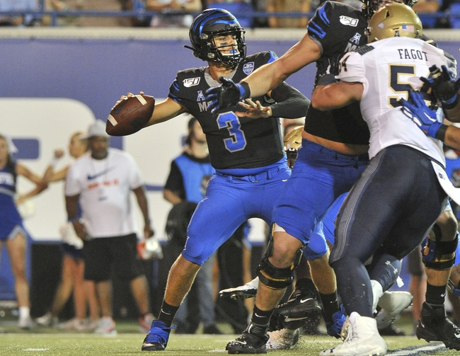 Louisiana-Monroe vs. Memphis - 10/5/19 College Football Pick, Odds, and Prediction