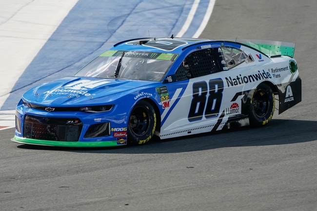 Jeter's NASCAR Cup Series Charlotte ROVAL Top 5 Finish