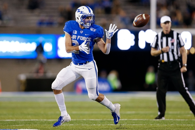 Colorado State vs. Air Force - 11/16/19 College Football Pick, Odds, and Prediction