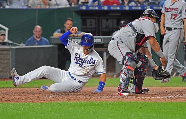 Kansas City Royals vs. Minnesota Twins - 9/28/19 MLB Pick, Odds, and Prediction