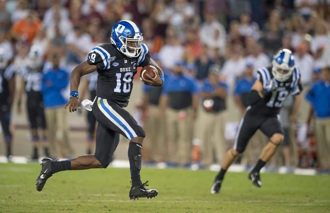 Duke vs. Pittsburgh - 10/5/19 College Football Pick, Odds, and Prediction