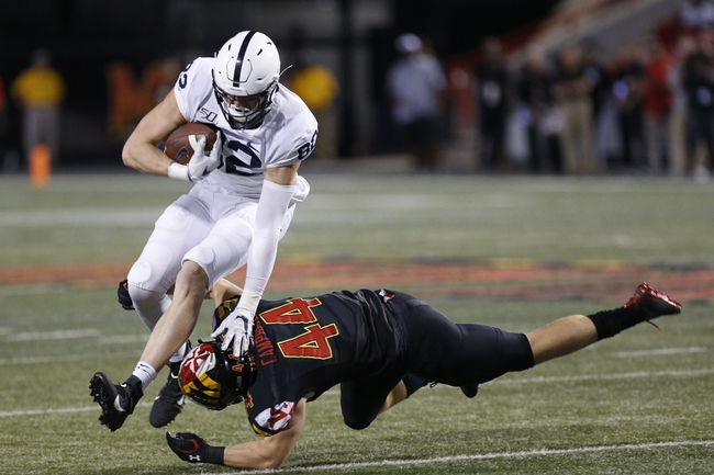 Penn State vs. Purdue - 10/5/19 College Football Pick, Odds, and Prediction