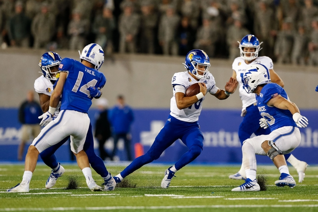 San Jose State vs. New Mexico - 10/4/19 College Football Pick, Odds, and Prediction