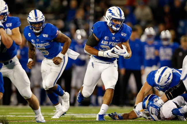 Navy vs. Air Force - 10/5/19 College Football Pick, Odds, and Prediction