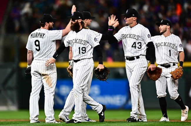 Colorado Rockies vs. Milwaukee Brewers - 9/28/19 MLB Pick, Odds, and Prediction
