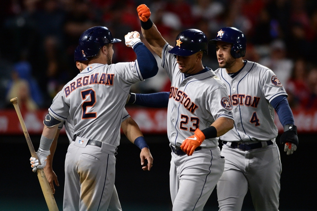 Los Angeles Angels vs. Houston Astros - 9/28/19 MLB Pick, Odds, and Prediction
