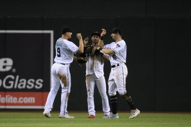 Arizona Diamondbacks vs. San Diego Padres - 9/28/19 MLB Pick, Odds, and Prediction